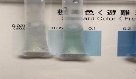 工业废水中低浓度氰化物的去除